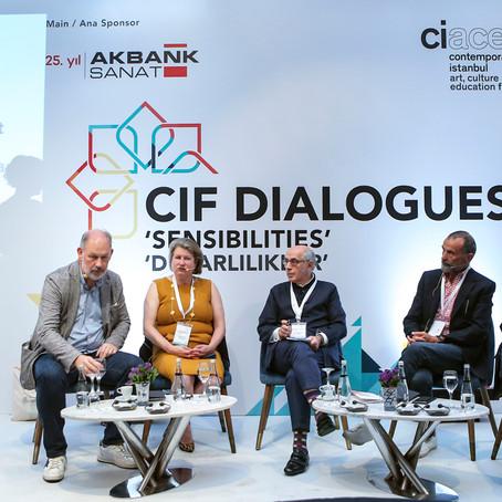 CIF Dialogues, Duyarlılıklar teması ile gerçekleşti
