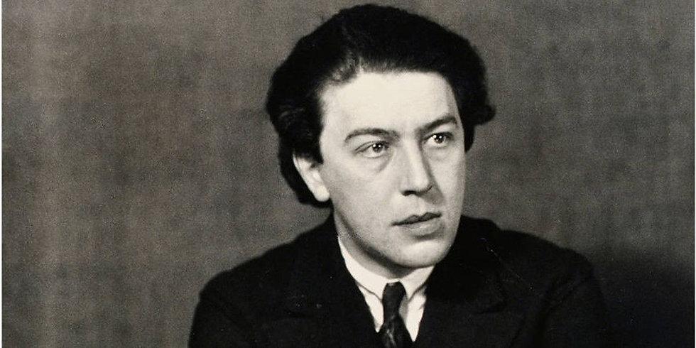 Andre Breton, Fotoğraf_ Man Ray, 1932.jpeg