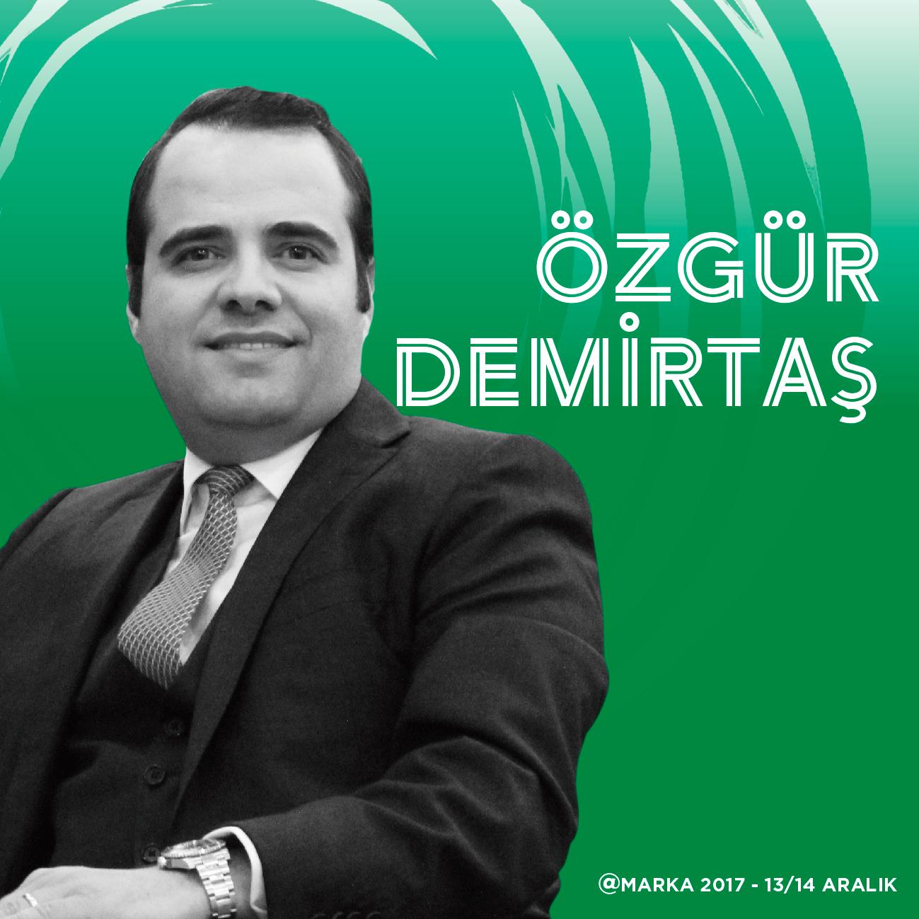 OZGUR DEMIRTAS
