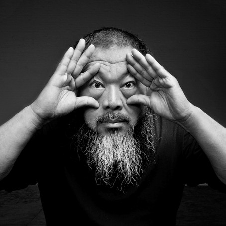 Dikkat, kırılır: Ai Weiwei