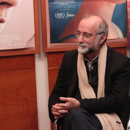 Tayfun Pirselimoğlu geleceğin yönetmenleriyle buluştu