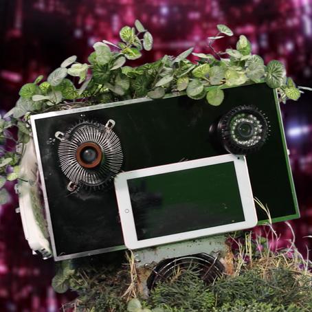 3. STEM+ Sanat Bienali: Dijital dönüşüm ve yaşam