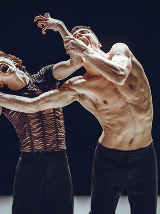 Ayrıksı duyguları bedenlerde görünür kılan ayrıksı yapıtların koreografı Marco Goecke