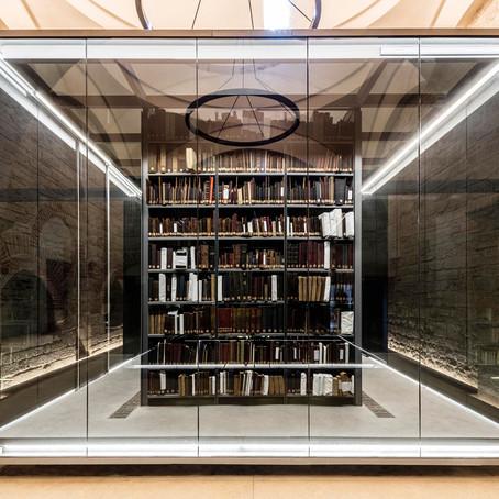 Tabanlıoğlu Mimarlık, Beyazıt Kütüphanesi projesi ile  ödüle layık görüldü
