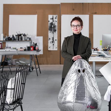 Venedik Bienali Uluslararası Sanat Sergisi Türkiye Pavyonu, İnci Eviner'in yeni çalışmasına ev s