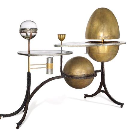 İntergalaktik kokteyl masası