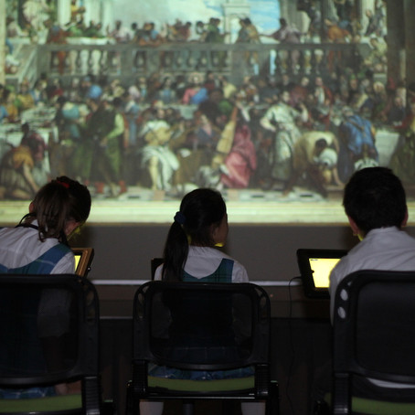 Micro-Folie 20 Aralık'tan itibaren İzmir Fransız Kültür Merkezi'nde