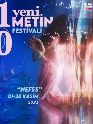 Yeni Metin Festivali 10 başlıyor