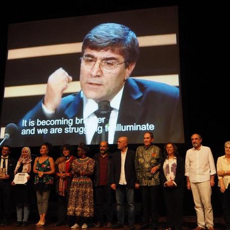 Hrant Dink Ödülü'nün sahipleri belli oldu