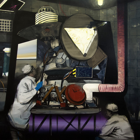 SABO'nun Time Machine sergisi Versus Art Project'te