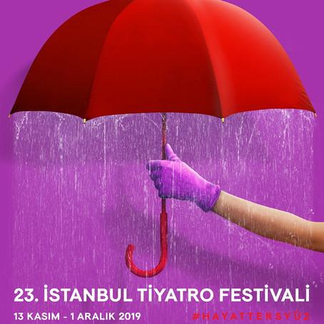 23. İstanbul Tiyatro Festivali programı belli oldu