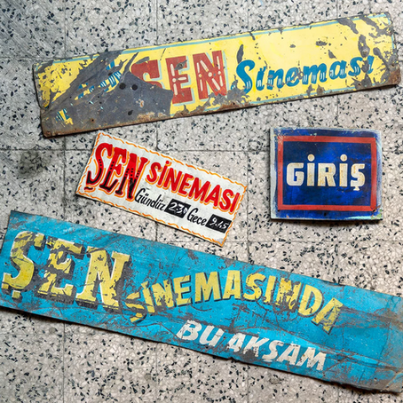 Belgesel projesi: Sinema Bergama