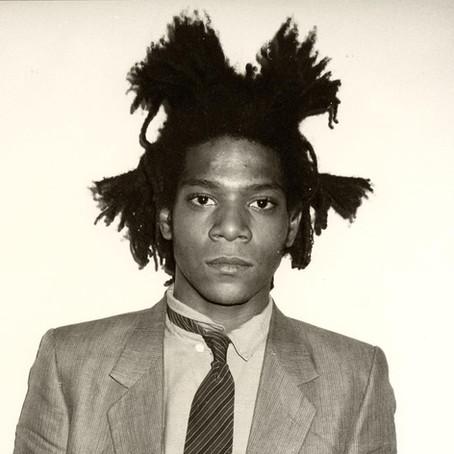 Masa: Jean-Michel Basquiat (veyahut Rimbaud)