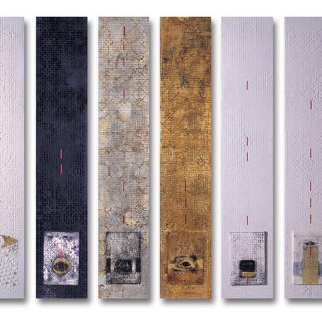 Berna Karaçalı'nın sanatında düşünce ve estetik