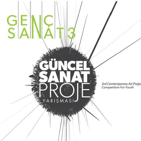 Türkiye'de sanat yarışmaları III: Genç Sanat Güncel Sanat Proje Yarışması