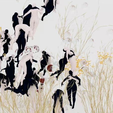 Çevrimiçi video sergisi Art on Screen Mixer'de