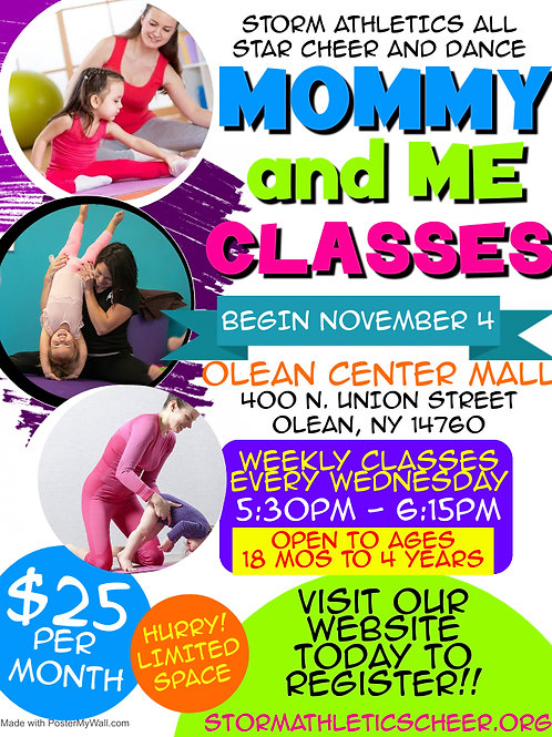 Mommy & Me Classes
