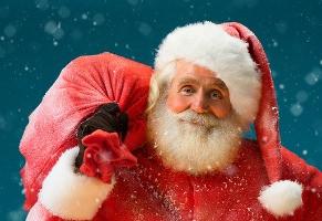 Naš Božiček med prazniki precej zaposlen
