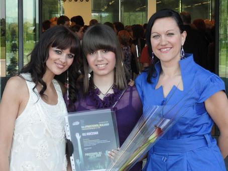 Ponosni na Ulo - naj prostovoljka leta 2009