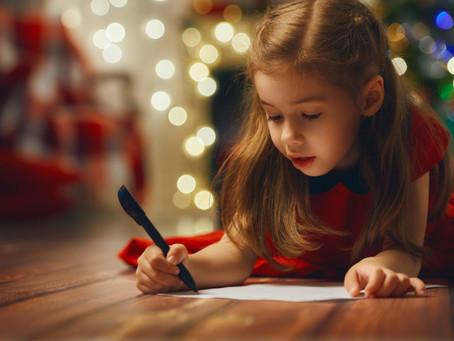 Božično pismo Teje ( sreča je. . . )