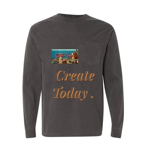 Create Today Long Sleeve