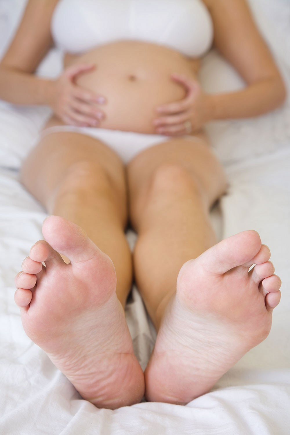 Aching feet when pregnant - Souls Insoles