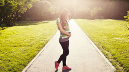 Exercise when pregnant, how far should I walk each day???