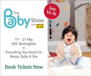 Souls Insoles at the NEC Baby show 2017