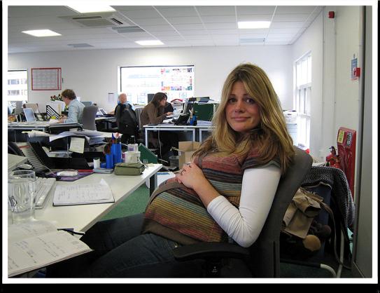 Souls - Pregnant at work