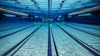 New Technology Innovation that gives REAL-TIME FEEDBACK FOR SWIMMERS
