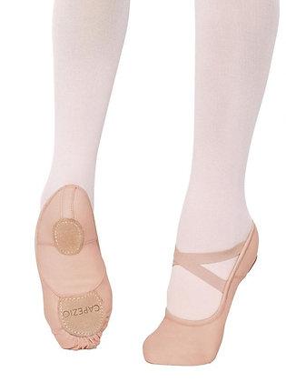 Capezio Hanami Split Sole Canvas Ballet Shoe 2037W