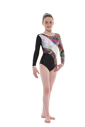 Long Sleeve Gymnastics Leotard Gym/40