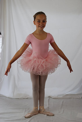 Bloch Wire Hem Tutu Skirt  CR1720