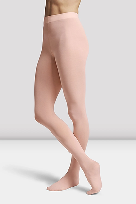 Bloch Childs Contoursoft Footed Ballet Tights TO981G