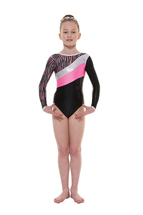 Long Sleeve Gymnastics Leotard Gym/44