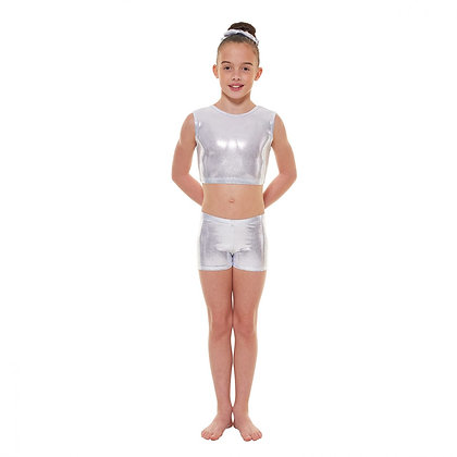Shine Hipster Micro Shorts by Tappers &Pointers