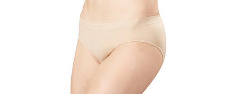 Capezio Seamless Low-Rise Brief 3679