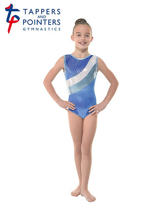 Sleeveless Gymnastics Leotard Gym/30