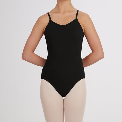 CC124 Capezio Ladies Strappy Back Camisole