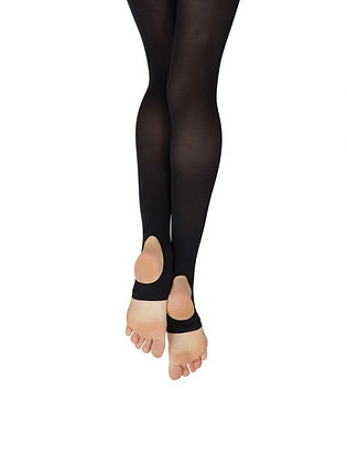 Capezio Essential Ladies Stirrup Tights  V1884