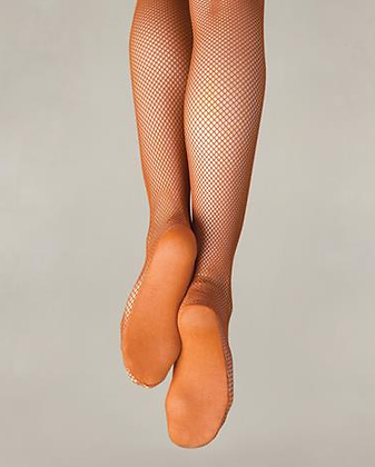 Capezio Fishnet Seamless Tight