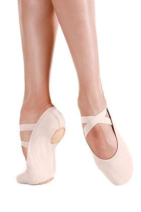 So Danca SUPERPRO Split Sole Stretch Canvas Ballet Shoe SD120