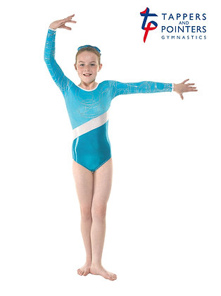 Long Sleeve Gymnastics Leotard Gym/32
