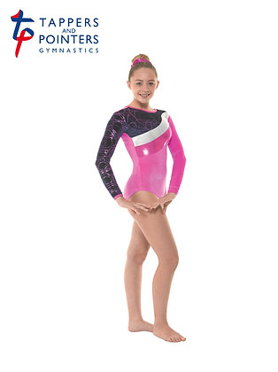 Long Sleeve Gymnastics Leotard Gym/31