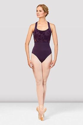 L7885 Ladies Daylia  Sabel Wide Strap Leotard