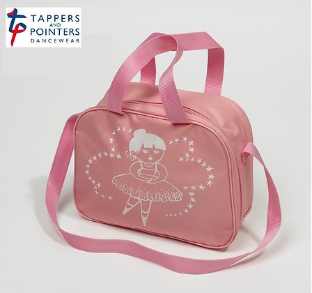 Pink Square Bag