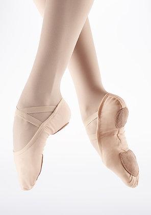 So Danca Stretch Split Sole Canvas Ballet Shoes SD16