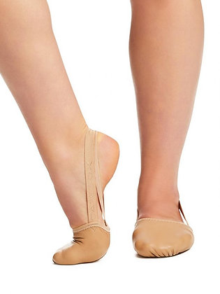 Capezio Leather Pirouette II H062