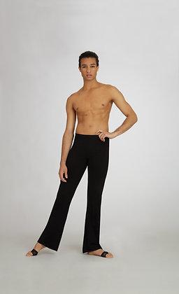 Capezio Men's Straight leg Jazz Trousers.