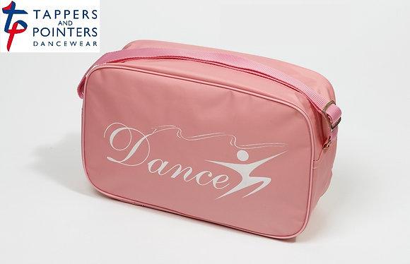 Shoulder Bag with Dancer and Ribbon
